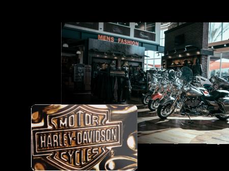 Harley-Davidson® Visa Credit Card from U.S. Bank Benefits and