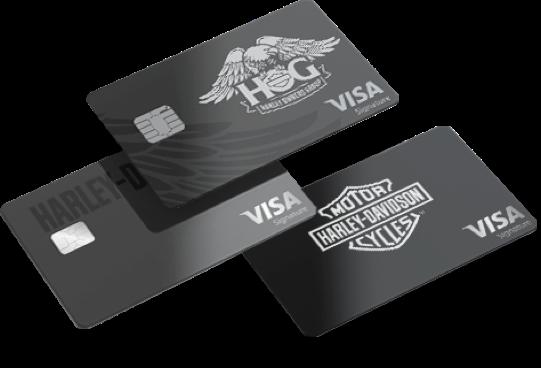 Harley-Davidson® Visa Credit Card from U.S. Bank Card Activation