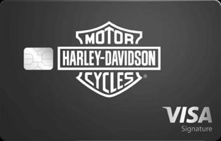 Harley-Davidson® Visa Credit Card from U.S. Bank
